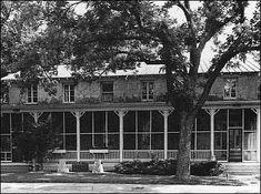 Custer home at Fort Riley, Kansas