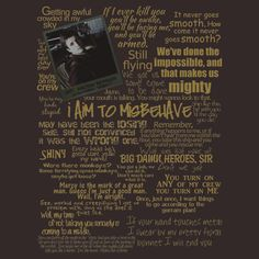 Capt Mal Reynolds Quotes shirt. Because he was awesome. Firefly was the most quotable show ever.