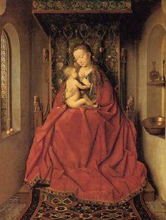 Нидерландский живописец Ян ван Эйк (около 1390–1441) - ч.1.. Обсуждение на LiveInternet - Российский Сервис Онлайн-Дневников
