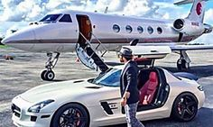 Finish to prepare an important meeting with your business partner or share private moment with your lovers or your kids. Nothing can compare a private flight. Flight And Car, Private Flights, Serena Williams, Luxury Cars, Super Cars, Filthy Rich, Private Jets, Rich People, Playboy