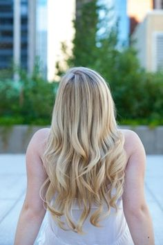 Natural Looking Hair Extensions / Photo by: Richard Cheng Tape In Extensions, Hair Extensions, Great Lengths, Long Hair Styles, Blondes, Beauty, Natural, Women, Weave Hair Extensions