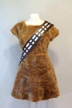 WANT. Ewok Dress.