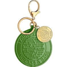 Louis Vuitton Key Rings Trunks Bags Key Holder M93719 Bxx