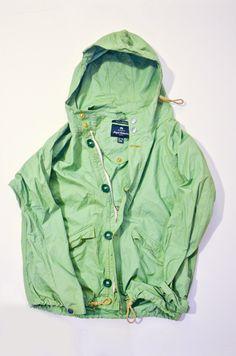 Nigel Cabourn, Aircraft Jacket, Apple Green