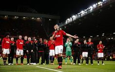 "Nemanja Vidic bids farewell to the Man Utd faithful: ""Thank you all from the bottom of my heart. Thank you very much"