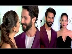 Shahid Kapoor with wife Mira Rajput at red carpet of Vogue Beauty Awards 2017.  See full video > https://youtu.be/JYNxIx-v910    #shahidkapoor #mirarajput #filmybaten #bollywood #bollywoodnews