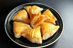 Vegetarian Swiss Puff Pastry Snacks with Ziger Butter