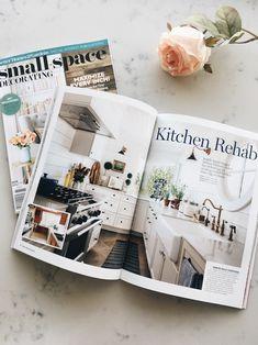 Meine Galeere Küche Umgestalten | BHG Kleines Raummagazin!