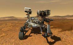 La influencia gravitacional del Sol juega un papel importante. Se espera que la misión Mars 2020 llegue en 113 días. Curiosity Mars, Sistema Solar, Mission Mars, Mars Landing, Science Signs, Buy Computer, Life On Mars, Camera Gear, Space Shuttle