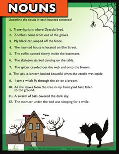 Printable Halloween Story Starters for Kids   Woo  Jr  Kids Activities Give kindergarteners as much or as little help as they need when they start writing their
