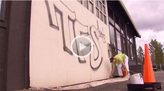 Tacoma Washington starts graffiti removal initiative. Photo by: king5.com.  The city of Tacoma Washington currently uses paint to do cover up of the offending graffiti, this is probably why it's being costly to cover over the vandalism. They should be removing the graffiti with a time proven elite graffiti remover like Taginator or Tagaway.  Read more on our blog here: http://taginator.com/wordpress/2014/05/07/tacoma-washington-starts-graffiti-removal-initiative/