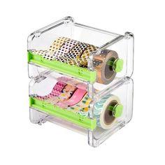 Washi Tape Dispenser Aufbewahrungskoffer / Masking Tape