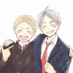Sugawara Haikyuu, Nishinoya Yuu, Haikyuu Fanart, Haikyuu Anime, Haruichi Furudate, Dark Anime Guys, Anime Songs, Team Mom, Karasuno