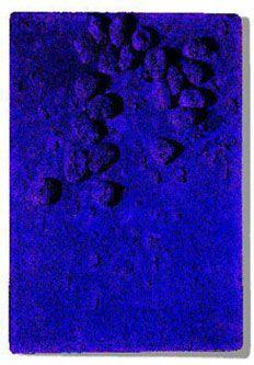 Yves Klein's Blue always feels modern.