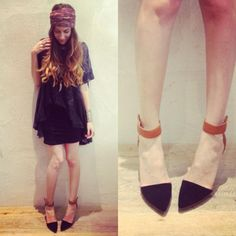 Solitaire Heel style pic on Free People