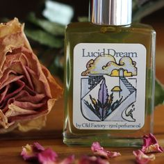 Lucid Dream Natural Perfume Oil