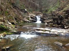 a favorite waterfall and swim hole hike in North River Mills -- Indian Falls -- 8 foot deep swim hole and 12 foot high waterfall -- one of Field Trips, Road Trips, Places To Travel, Places To Visit, Swimming Holes, West Virginia, Hampshire, Outdoor Ideas, Waterfalls