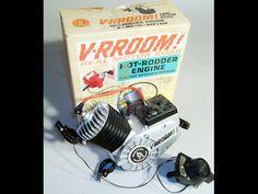 vroom_motor. by mattel