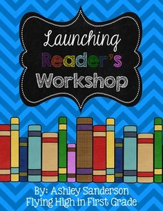 Here is your one stop shop to launch your reader's workshop! Included in this unit are 15 lessons to help you get reader''s workshop off the ground and running in your classroom.