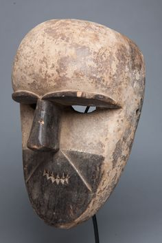 Adouma Mask, Gabon, African Tribal Masks
