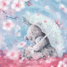 Tatty Teddy ~ blossom