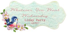 """""""Free Pretty things For You"""" Whatever Paper/Printable 1 free on Wednesday"""