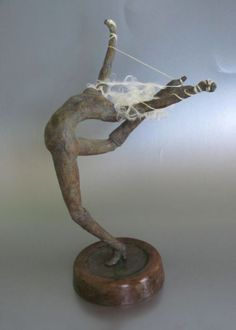 Erika Takacs sculpture