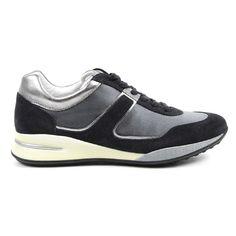 Blue 41 EUR - 9.5 US (273mm) Tods ladies sneakers XSW0NA0B461SLZ554Q