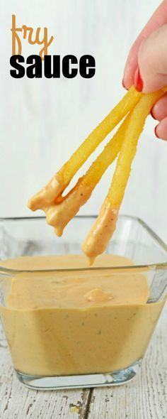 FRY SAUCE is the perfect accompaniment to freshly fried spuds, a charbroiled…