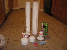 DIY Balloon Pump
