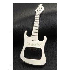 Pocket Tools Guitar Keychain Bottle Opener