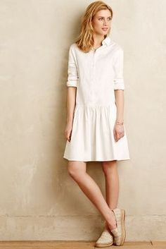 Sam & Lavi Archetype Shirtdress #anthrofave