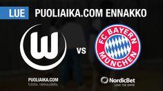 Puoliaika.com ennakko: Wolfsburg - Bayern Munchen   Tänään illalla Wolfsburg haastaa Bundesliigan ylivoimaisessa johdossa olevan Bayern Munchenin.  Kun otteluun lähdetään, on Bayern 11 piste... http://puoliaika.com/puoliaika-com-ennakko-wolfsburg-bayern-munchen/ ( #arjenrobbenmaali #bulifi #Bundesliiga #bundesliigavetovihjeet #bundesliigafi #nordicbetvetovihjeet #pitkävetovihjeet #wolfsburgbayernennakko)