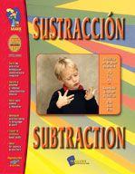 Buy On The Mark Press Sustraccion-Subtraction - A Bilingual Skill Building Workbook at UnbeatableSale Spanish English, Elementary Schools, Teaching Resources, Lesson Plans, Ebooks, Classroom, How To Plan, Education, Ell