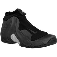 Hilary's new shoes (Nike Flightposite)
