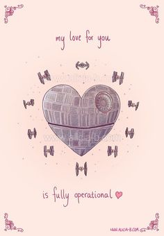 The Death Star  - Valentine