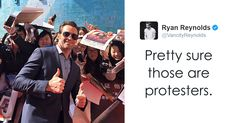 Ryan Reynolds And Hugh Jackman Trolling Each Other Is The Funniest Celeb Feud Ever   Bored Panda