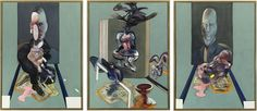 Triptych, Francis-Bacon, $ 86 million
