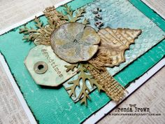 Bumblebees and Butterflies: Nautical Blueprint for Country View Crafts