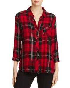 Rails Hunter Plaid Shirt | Bloomingdale's