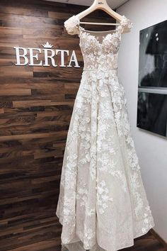 #BERTA NYC beauty ♥ Berta Bridal, Bridal Gowns, Lace Dresses, Formal Dresses, Wedding Dresses, Different Seasons, Showroom, Nyc, Couture