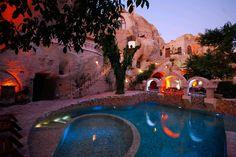 Hotel Gamirasu - Capadocia