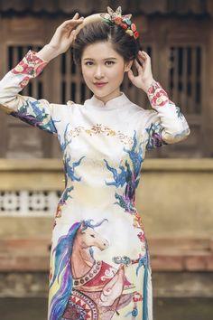 Á hậu Thùy Dung thướt tha với áo yếm hở vai trần hình ảnh 7