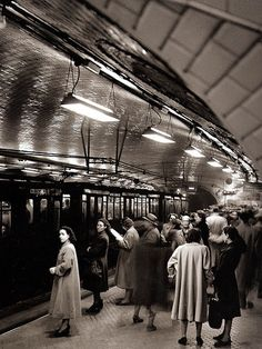 Metro en Madrid, año