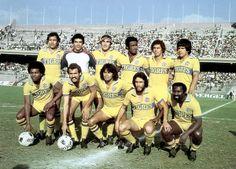 Club Tigres, temporada 1982.