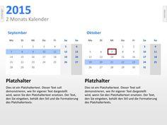 Kalender 2015 für PowerPoint PowerPoint Kalender 2015 Vorlagen und Zeitplanung http://www.presentationload.de/powerpoint-charts-diagramme/Kalender-Zeitplanung/