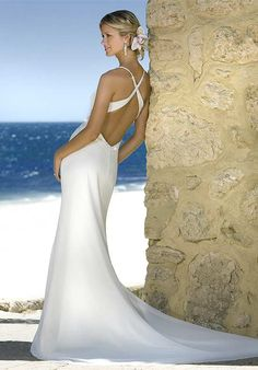 Beach Wedding Dress For The Rock And Roll Wedding Day : Beach Wedding Dress For The Rock And Roll Wedding Day