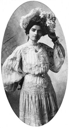 Kate Barnard born in 1875 would become one of Oklahoma's most successful female politicians. As Commissioner of Charities and Corrections she defended the property rights of Indian orphans who were being taken advantage of severely. Her department's budget was attacked in retaliation and lost much of its power.