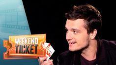 The Hunger Games: Mockingjay - Guests: Liam Hemsworth, Jennifer Lawrence...
