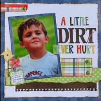 A Project by reggiesmom from our Scrapbooking Gallery originally submitted 08/14/11 at 02:19 PM
